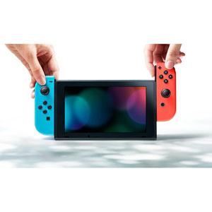 Switch avec 2 Joy-Con Bleu/Rouge