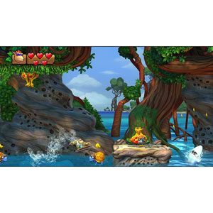 Donkey Kong Country - Tropical Freeze (Switch)