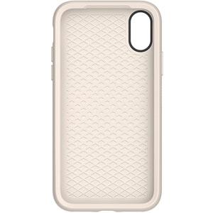 SYMMETRY pour iPhone X - Vert/Blanc