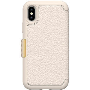 Strada pour iPhone X - Beige