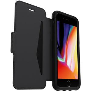 Strada - iPhone 8-7/ Noir