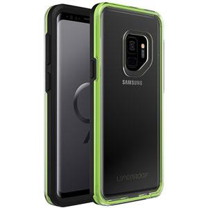 Slam - Galaxy S9/ Noir-Vert