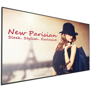 photo Signage Solutions D-Line 43BDL4050D