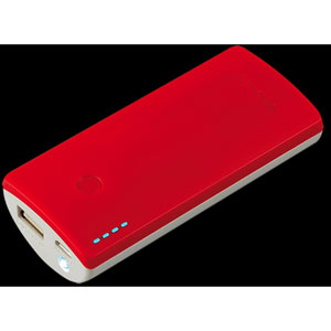 PowerPack Curve 5200 Rouge