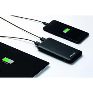 PowerPack Slim 10000 - Noir