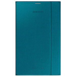 Book Cover Galaxy Tab S (8.4 ) - Bleu