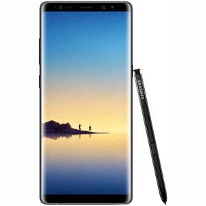 Galaxy Note 8 - Noir