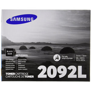 photo MLT-D2092L - Toner noir/ 5000 pages