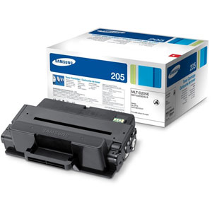 photo MLT-D205E - Toner noir/ 10000 pages