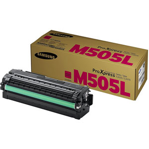 photo CLT-M505L - Toner magenta/ 3500 pages