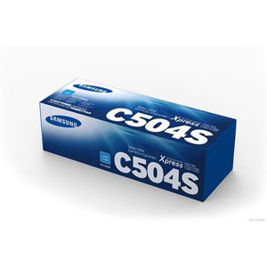 photo CLT-C504S - Toner cyan/ 1800 pages