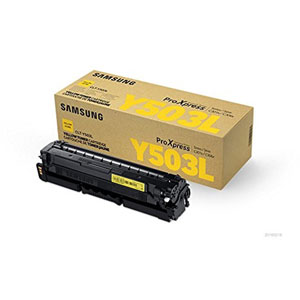 photo CLT-Y503L - Toner jaune/ 5000 pages