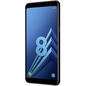 Galaxy A8 - Noir
