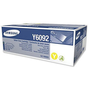 photo CLT-Y6092S - Toner jaune/ 7000 pages