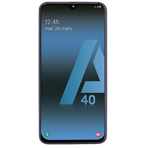 Galaxy A40 - 5.9  / 64Go / Blanc