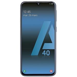 Galaxy A40 - 5.9  / 64Go / Noir