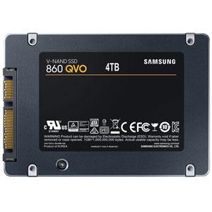 860 QVO 2.5  SATA 6Gb/s - 4To