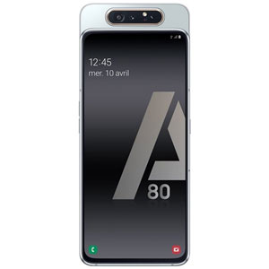 Galaxy A80 - 6.7  / 128Go / Argent