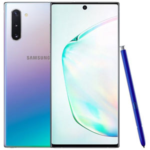 Galaxy Note10 - 6.3  / 256Go / Argent