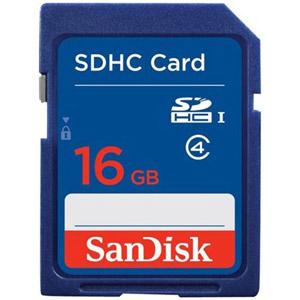 photo Standard SDHC 16Go
