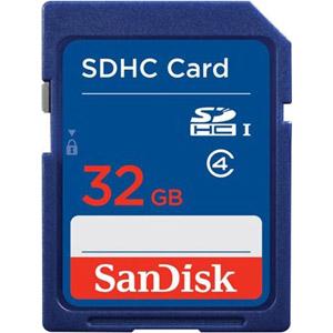 photo Standard SDHC 32Go
