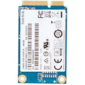 Z400s SSD mSATA 64Go