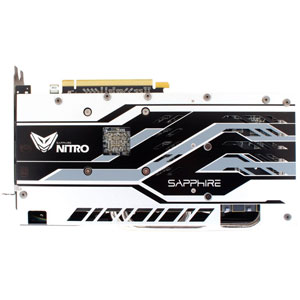 Radeon RX 580 8GB GDDR5 NITRO+