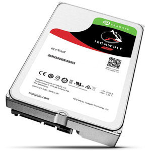 photo IronWolf SATA 6Gb/s 3To