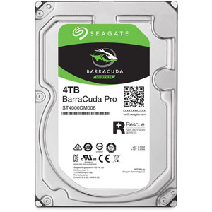 BarraCuda Pro v6 4To SATA 6Gb/s