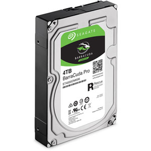 BarraCuda Pro v6 4To SATA 6Gb/s