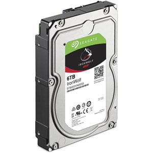 IronWolf 3.5  SATA 6Gb/s - 6To / 256Mo