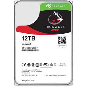 IronWolf 3.5  SATA 6Gb/s - 12To