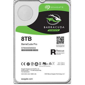 Barracuda Pro 3.5  SATA 6Gb/s - 8To