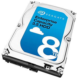 Enterprise Capacity 3.5 HDD SAS 12Gb/s - 8To