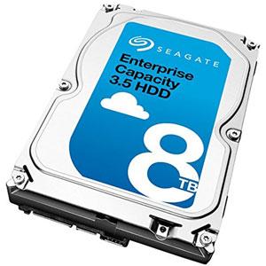 photo Enterprise Capacity 3.5 HDD SAS 12Gb/s - 8To