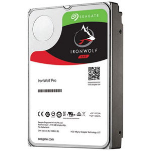 photo IronWolf Pro SATA 6Gb/s - 12To