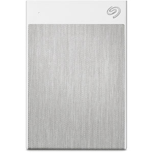 Backup Plus Ultra Touch USB 3.0 - 2To / Blanc