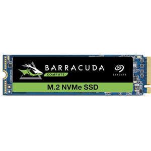 photo BarraCuda 510 M.2 PCI-E 3.0 - 256Go