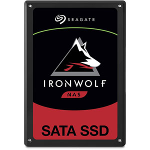 photo IronWolf 110 2.5  SATA 6Gb/s - 240Go