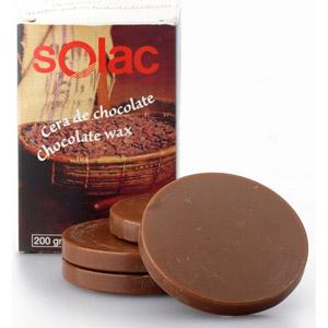 photo Capsules cire chocolat