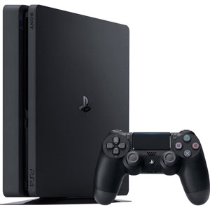 PlayStation 4 Slim 500Go - Noir