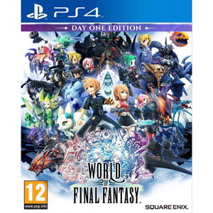 World Of Final Fantasy - édition day one - PS4