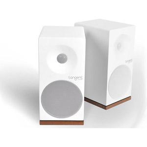 Spectrum X4 blanc satiné (la paire)