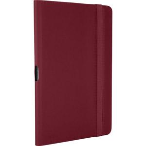 photo Kickstand pour Galaxy Tab 3 8  Rouge
