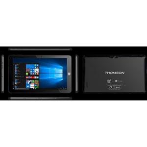 thomson hero 9 tablette 2 en 1 windows 16 go noir hero9 2bk32a moins cher. Black Bedroom Furniture Sets. Home Design Ideas