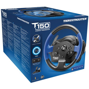 T150 Force Feedback pour PC / PS3 / PS4