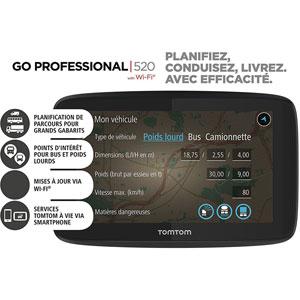 TT GO Professional 520 EU