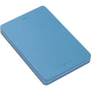 photo Canvio Alu 2,5  500 Go - Bleu métallique