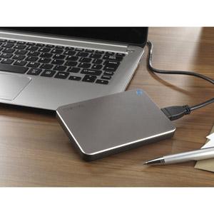 Canvio Premium USB 3.0 - 1To / Gris foncé