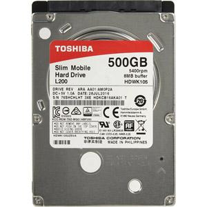 photo L200 SATA 3Gb/s 500 Go